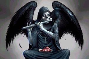 cancion de la muerte