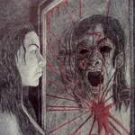 leyenda urbana mitos de terror bloody mary